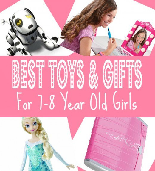 Best ideas about Birthday Gift Ideas For 7 Year Girl . Save or Pin Best Gifts & Top Toys for 7 Year old Girls in 2015 Now.