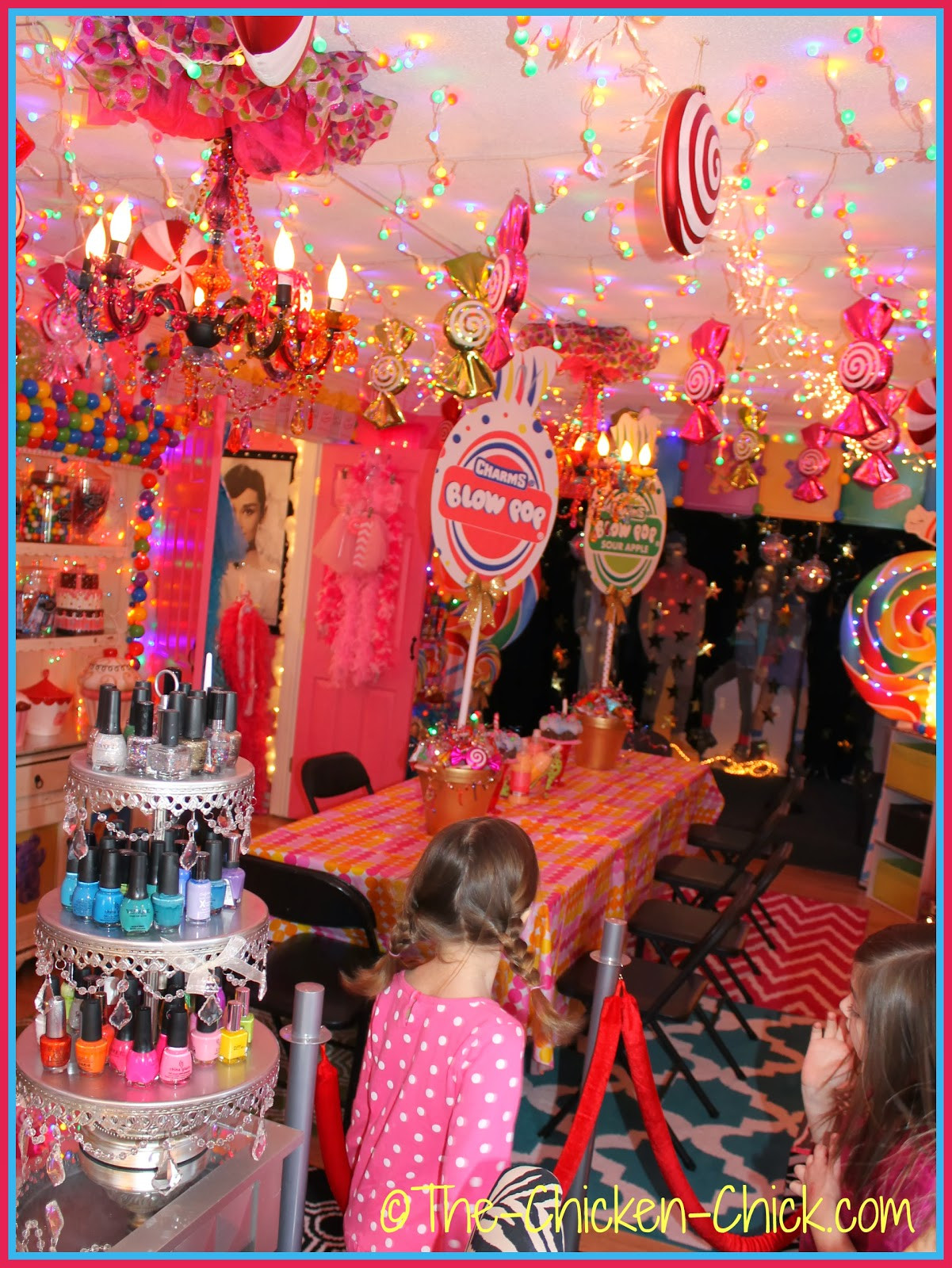 Best ideas about Birthday Gift Ideas For 7 Year Girl . Save or Pin Spa Birthday Party Ideas For 7 Year Olds Now.