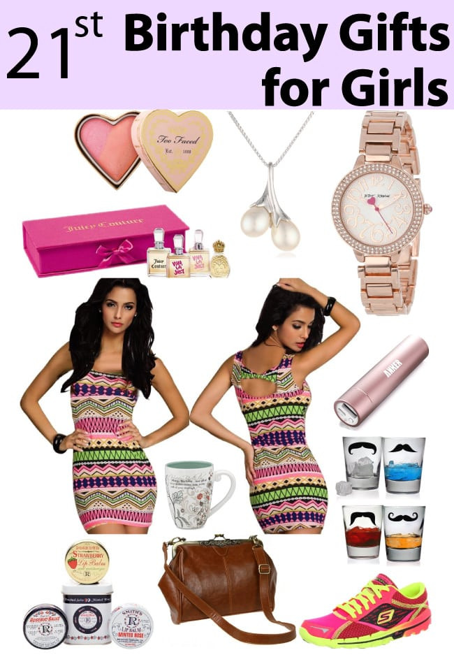 Best ideas about Birthday Gift Ideas For Teen Girls . Save or Pin 21st Birthday Gifts for Girls Vivid s Now.