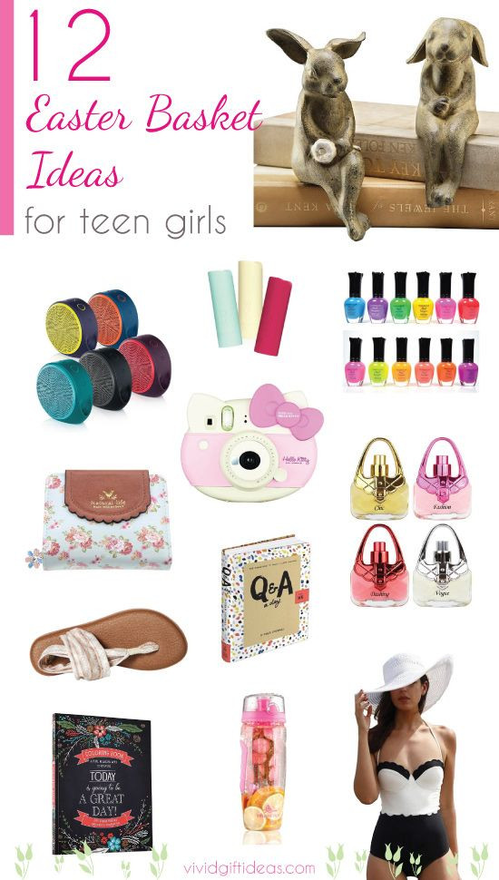 Best ideas about Birthday Gift Ideas For Teen Girls . Save or Pin Birthday Gifts for Teenagers Teen Easter basket ideas Now.