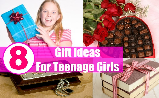 Best ideas about Birthday Gift Ideas For Teen Girls . Save or Pin Gift Ideas For Teenage Girls Best Presents For Teenage Now.