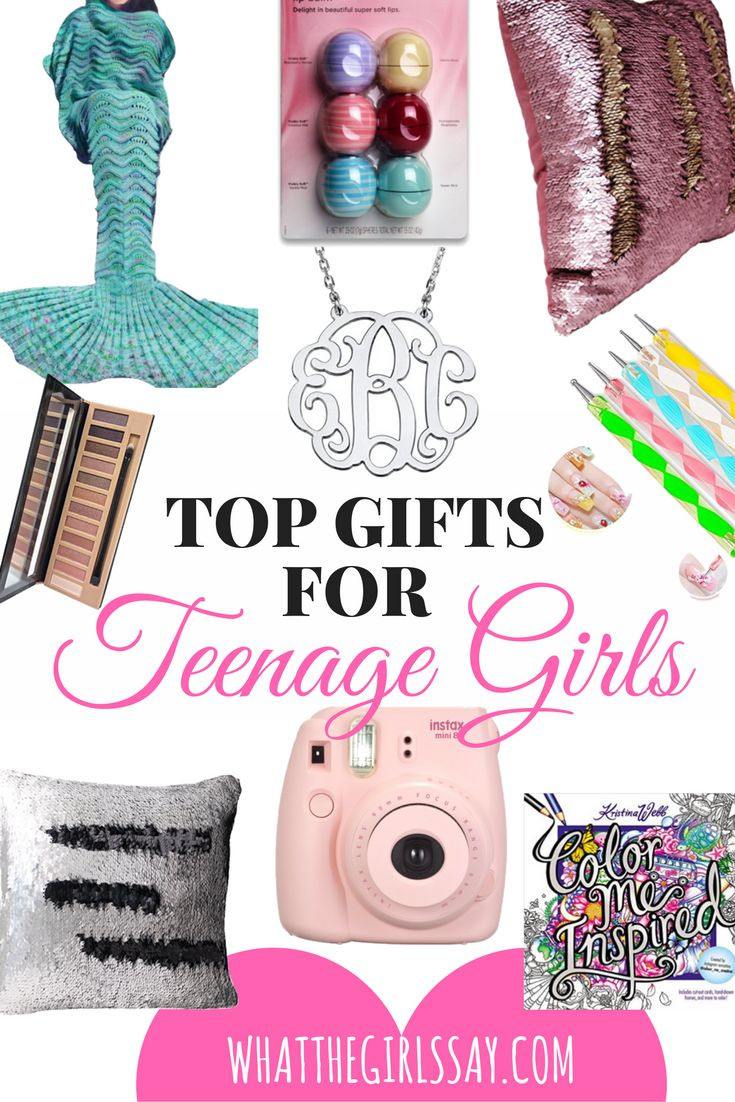 Best ideas about Birthday Gift Ideas For Teen Girls . Save or Pin Teen Room Gifts for teenage girls christmas Now.