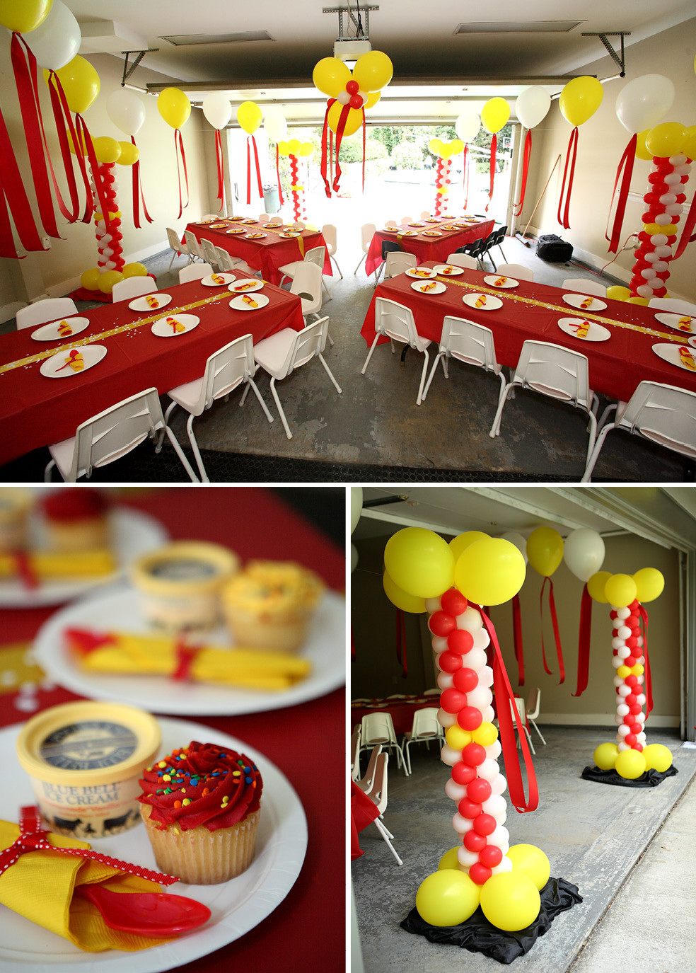 Best ideas about Birthday Party Theme . Save or Pin Colourful Carnival Themed Birthday Party MARGUSRIGA Baby Now.