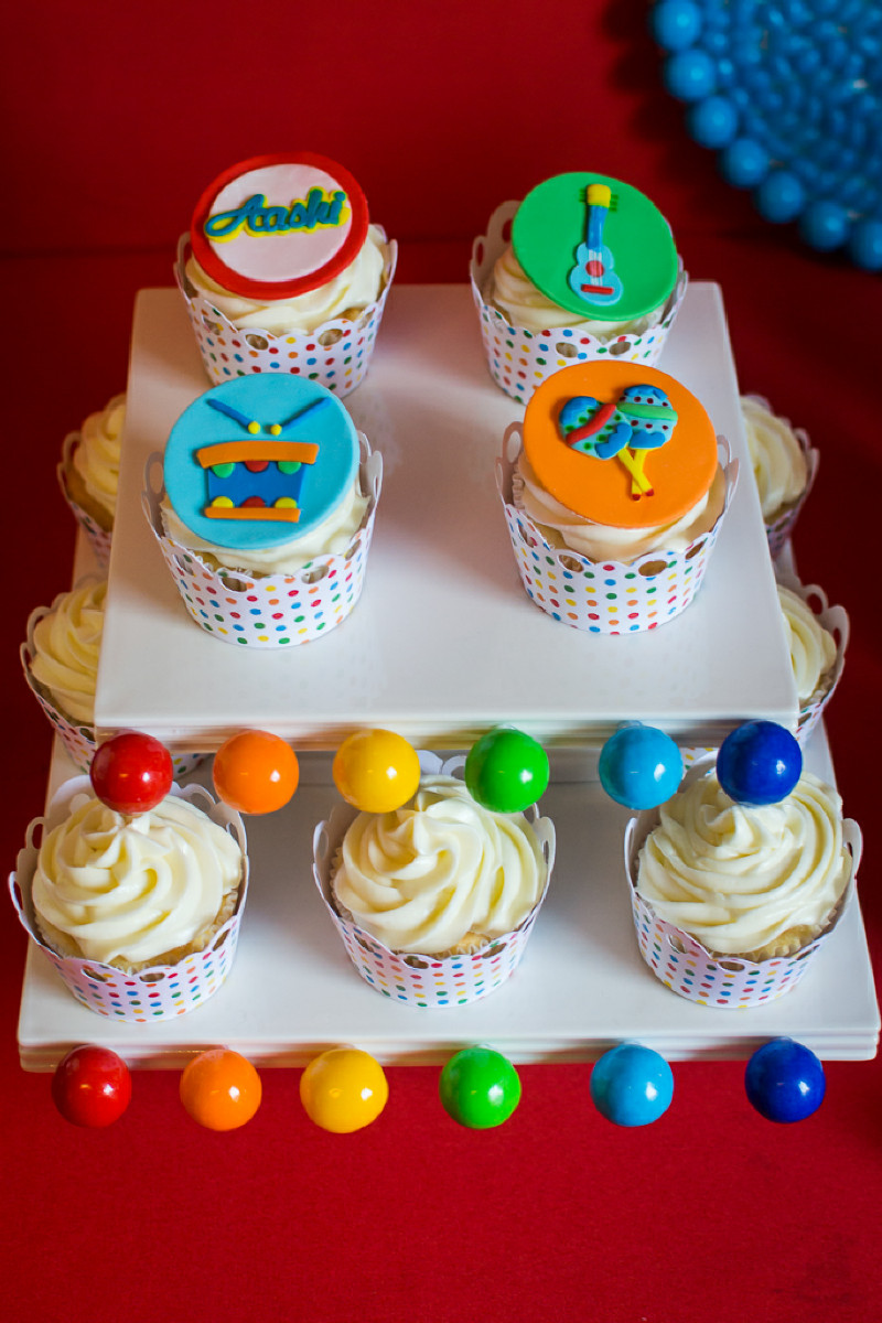 Best ideas about Birthday Party Theme . Save or Pin Baby Jam Music Inspired 1st Birthday Party Party Ideas Now.