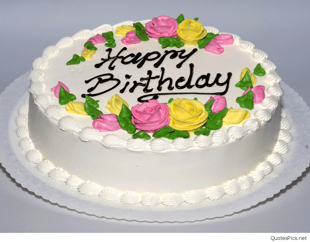 Best ideas about Birthday Wishes Cake . Save or Pin Amazing Happy Birthday cake wallpapers hd Now.