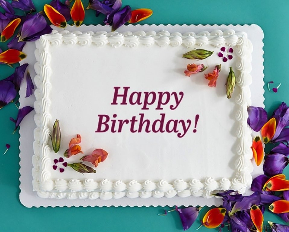 Best ideas about Birthday Wishes Cake . Save or Pin 68 Birthday Wishes With Cake Now.