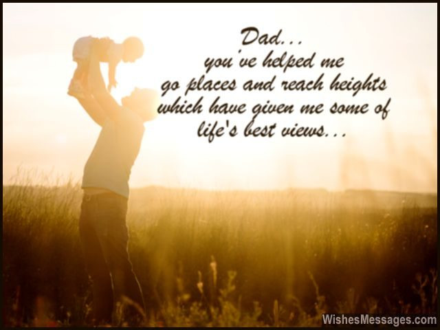 Best ideas about Birthday Wishes For Daughter From Dad . Save or Pin Birthday Wishes for Dad Quotes and Messages Now.