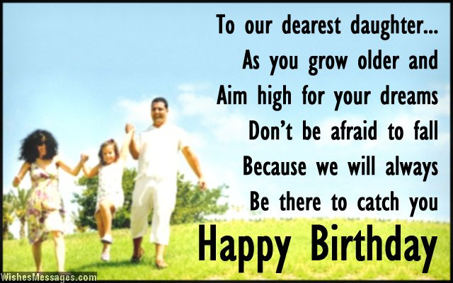 Best ideas about Birthday Wishes For Daughter From Dad . Save or Pin Birthday Wishes for Daughter Quotes and Messages Now.