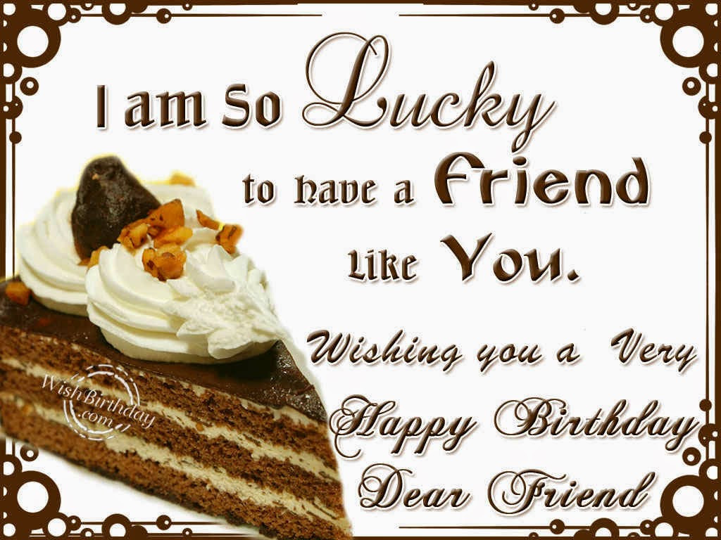 Best ideas about Birthday Wishes To My Friend . Save or Pin Birthday Wishes For Friend Birthday Wishes Now.