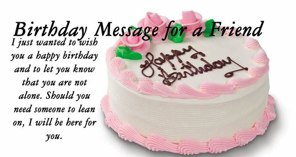 Best ideas about Birthday Wishes To My Friend . Save or Pin 50 Best Birthday Wishes for Friend with 2019 Now.