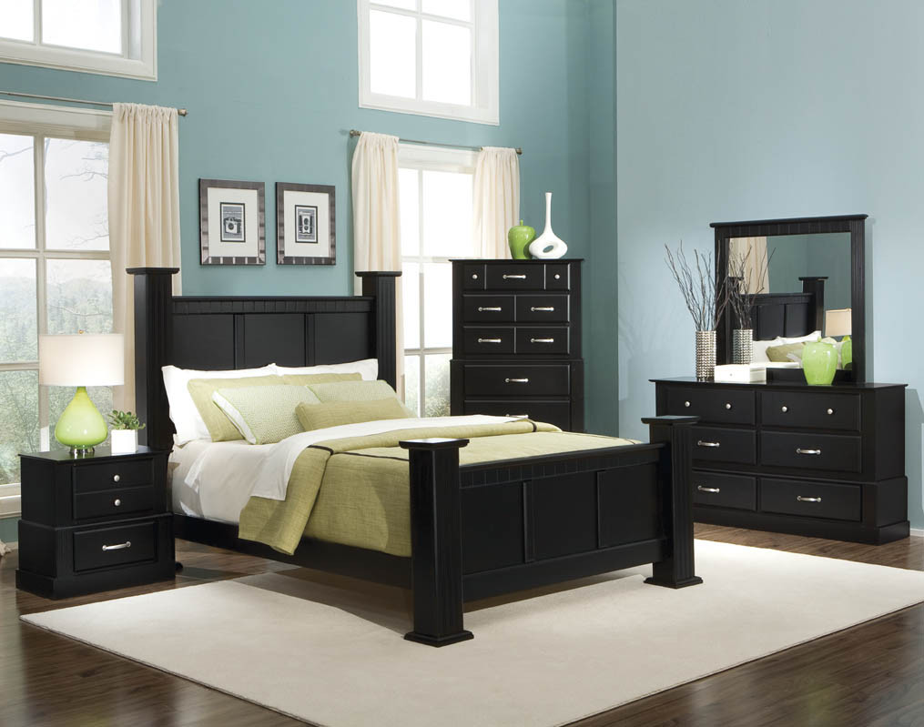 Best ideas about Black Bedroom Set . Save or Pin Black Bedroom Furniture Decor Wood – Womenmisbehavin Now.