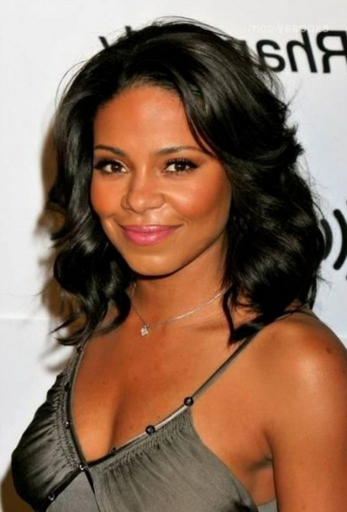 Best ideas about Black Hairstyles For Medium Length Hair . Save or Pin black hairstyles for shoulder length hair Elle Hairstyles Now.