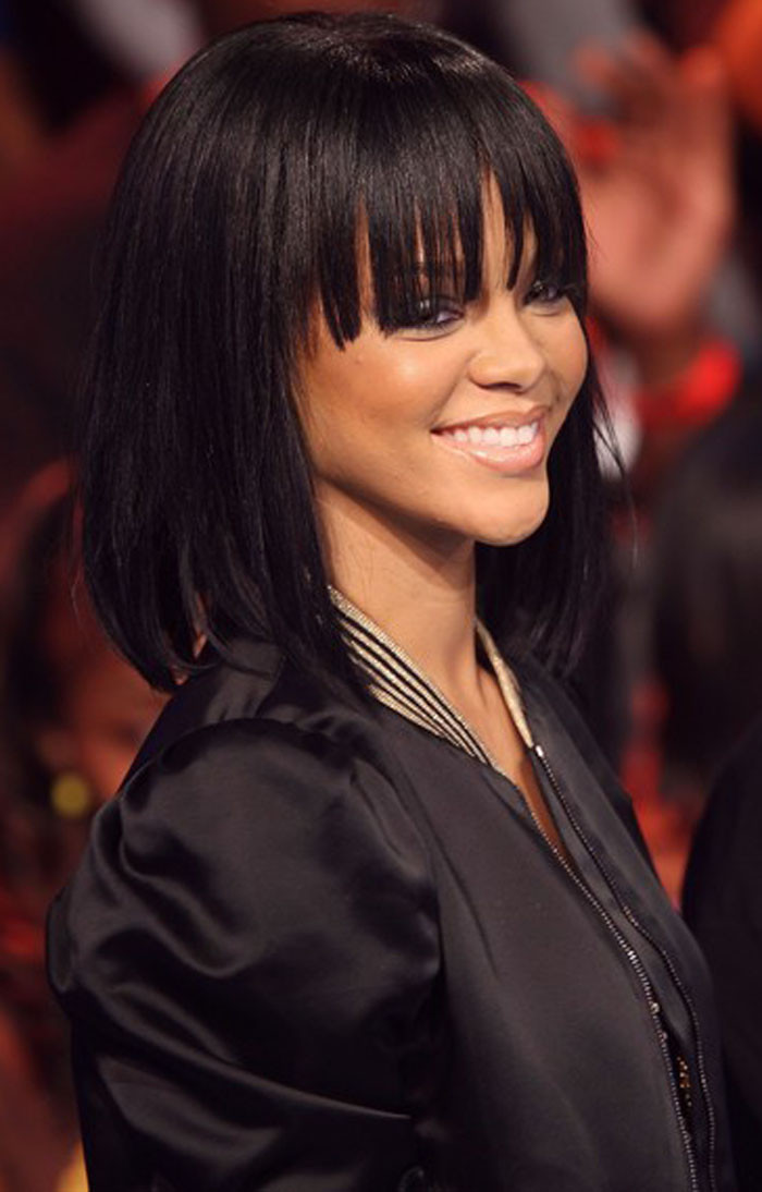 Best ideas about Black Hairstyles For Medium Length Hair . Save or Pin 25 Medium Hairstyles For Girls With Straight Hair Now.