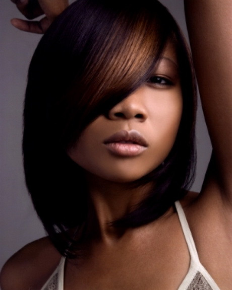 Best ideas about Black Hairstyles For Medium Length Hair . Save or Pin Black hairstyles for medium length hair Now.