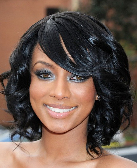 Best ideas about Black Hairstyles For Medium Length Hair . Save or Pin Shoulder length black hairstyles Now.