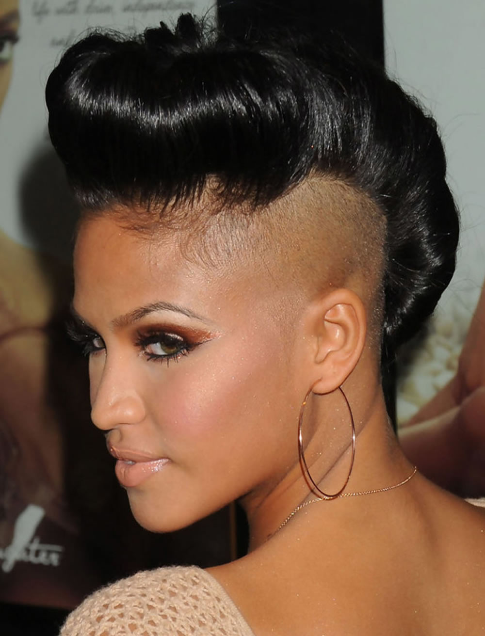 Best ideas about Black Mens Hairstyles 2019 . Save or Pin Mohawk black women hairstyles for summer 2018 2019 – Page Now.