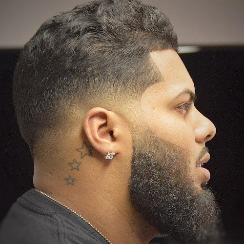 Best ideas about Black Mens Hairstyles 2019 . Save or Pin 50 Stylish Fade Haircuts for Black Men in 2019 Now.