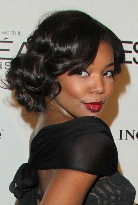 Best ideas about Black Prom Hairstyles . Save or Pin 2015 Prom Hairstyles for Black and African Americans – The Now.
