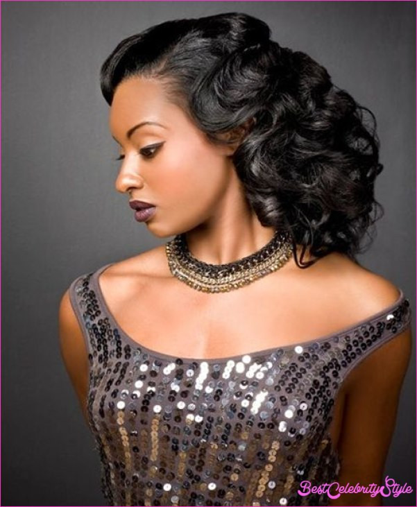 Best ideas about Black Prom Hairstyles . Save or Pin Black Prom Hairstyles BestCelebrityStyle Now.