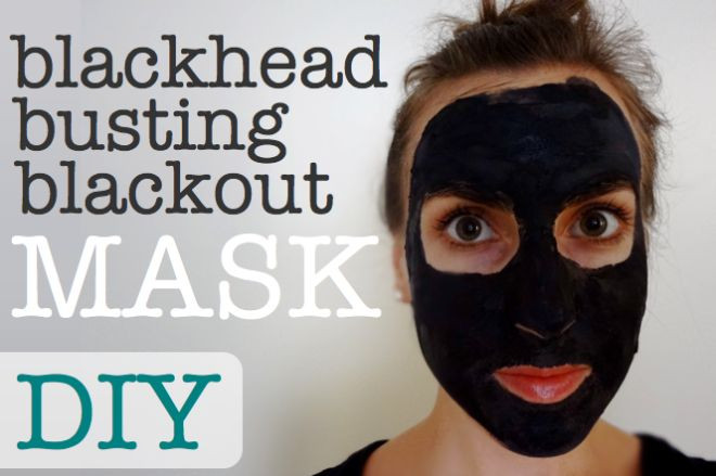 Best ideas about Blackhead Mask DIY . Save or Pin DIY All Natural Blackhead Busting Blackout Mask Now.