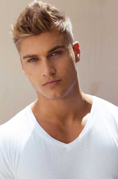 Best ideas about Blonde Mens Haircuts . Save or Pin Mens Blonde Hairstyles 2013 Now.