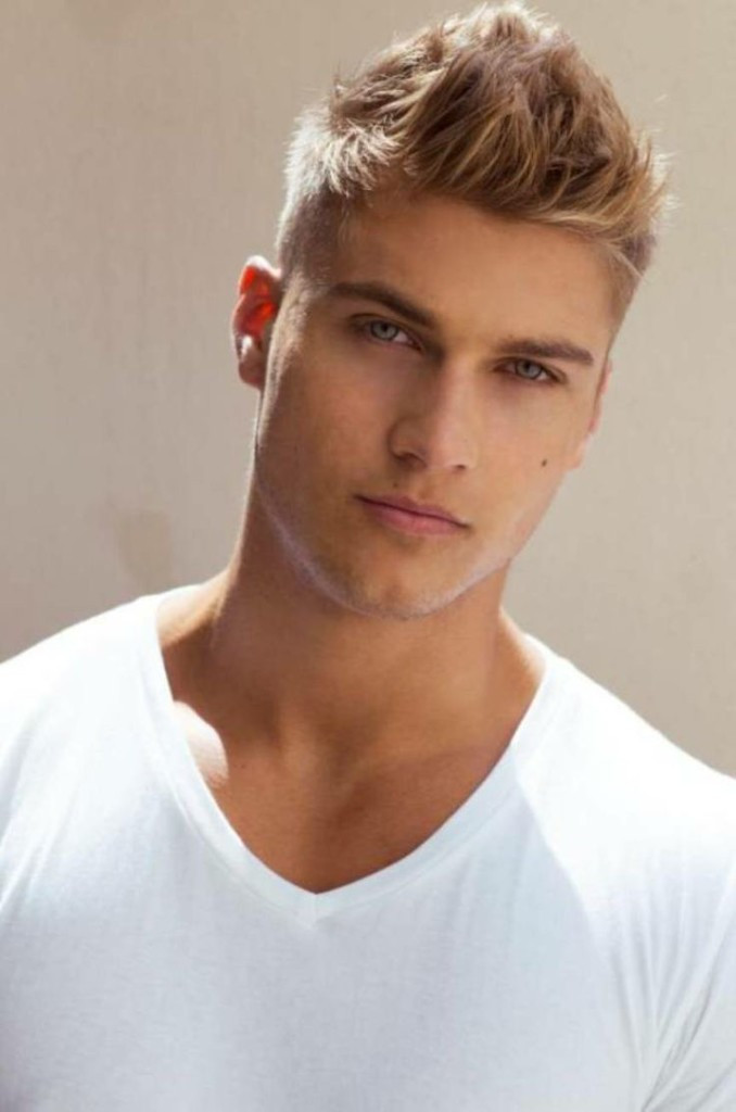 Best ideas about Blonde Mens Haircuts . Save or Pin Beautiful Men Blonde Hairstyles Ideas Now.