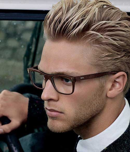 Best ideas about Blonde Mens Haircuts . Save or Pin 40 Cool Male Hairstyles Now.