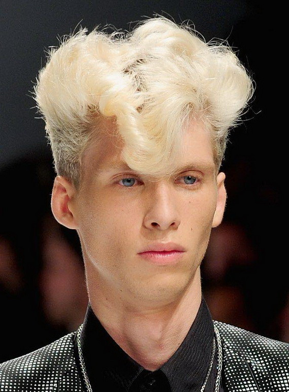 Best ideas about Blonde Mens Haircuts . Save or Pin Men s Blonde Hairstyles for 2012 Now.