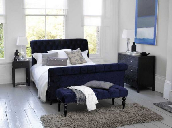 Best ideas about Blue And White Bedroom . Save or Pin Switching f Bedroom Colors You Should Choose To Get A Now.