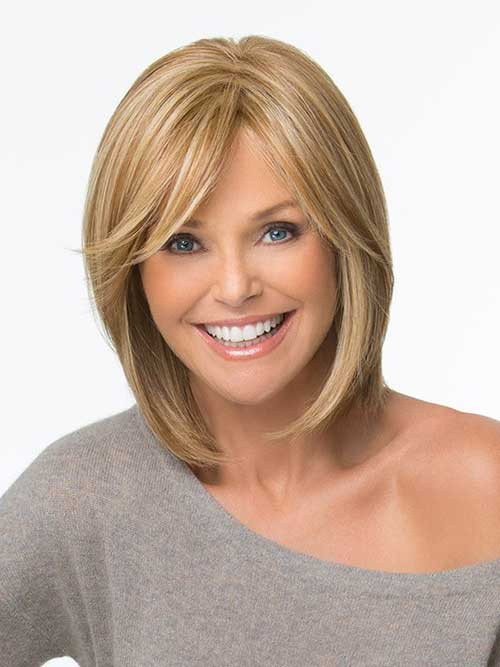 Best ideas about Bob Hairstyles With Side Bangs . Save or Pin 10 Short Bob Hairstyles With Side Swept Bangs Now.