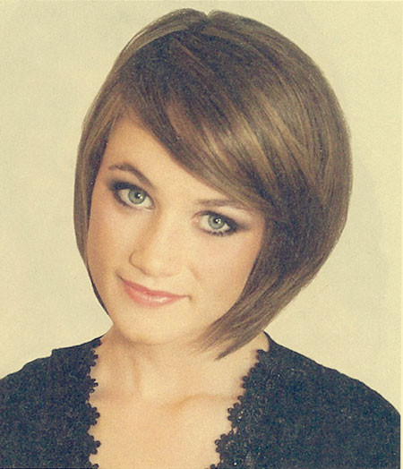 Best ideas about Bob Hairstyles With Side Bangs . Save or Pin Bob Style Haircuts 2013 Now.
