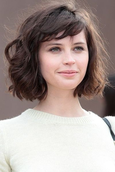 Best ideas about Bob Hairstyles With Side Bangs . Save or Pin 15 Shaggy Bob Haircut Ideas for Great Style Makeovers Now.