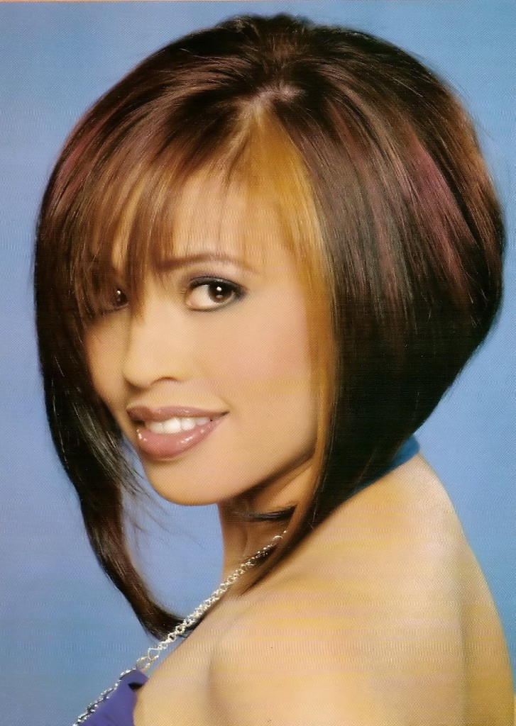 Best ideas about Bob Style Haircuts . Save or Pin Short Angled Bob Hairstyles Now.