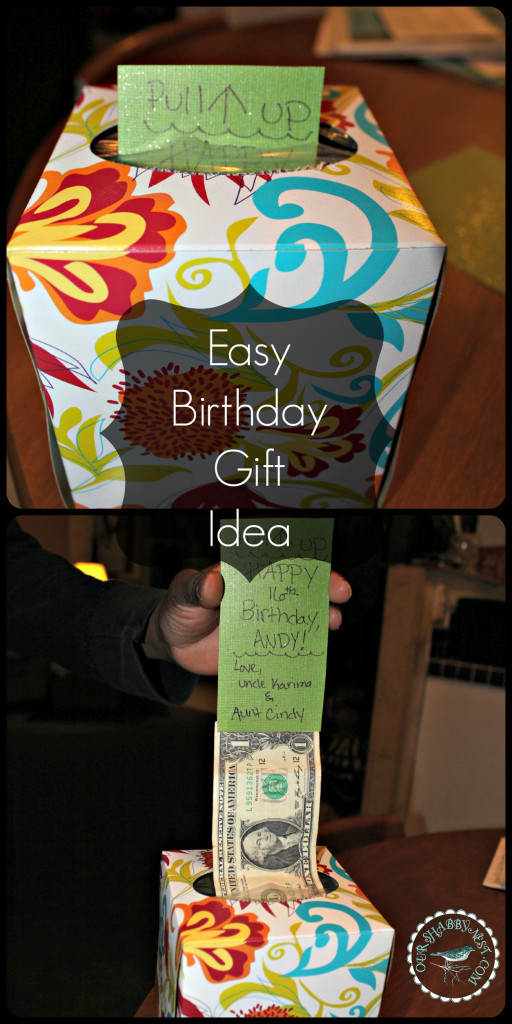 Best ideas about Boy Birthday Gifts Ideas . Save or Pin DIY money t idea t ideas for men or boys teenage Now.