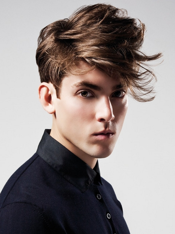 Best ideas about Boys Haircuts Longer . Save or Pin LONG HAIRCUTS WITH BANGS Boys hairstyles 2013 Dramatic Now.