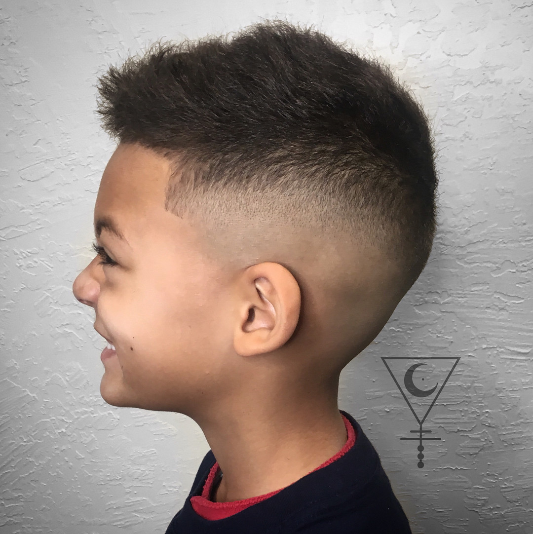 Best ideas about Boys Hairstyle . Save or Pin Popular Haircuts For Little Boys 2018 Now.