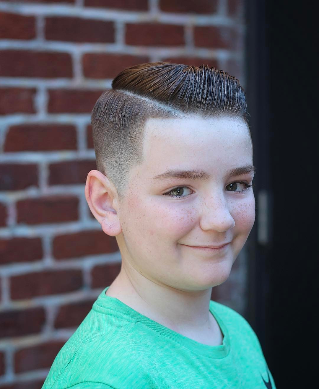 Best ideas about Boys Hairstyle . Save or Pin Top 16 Beautiful Boys Haircuts Hairstyles 2018 Now.