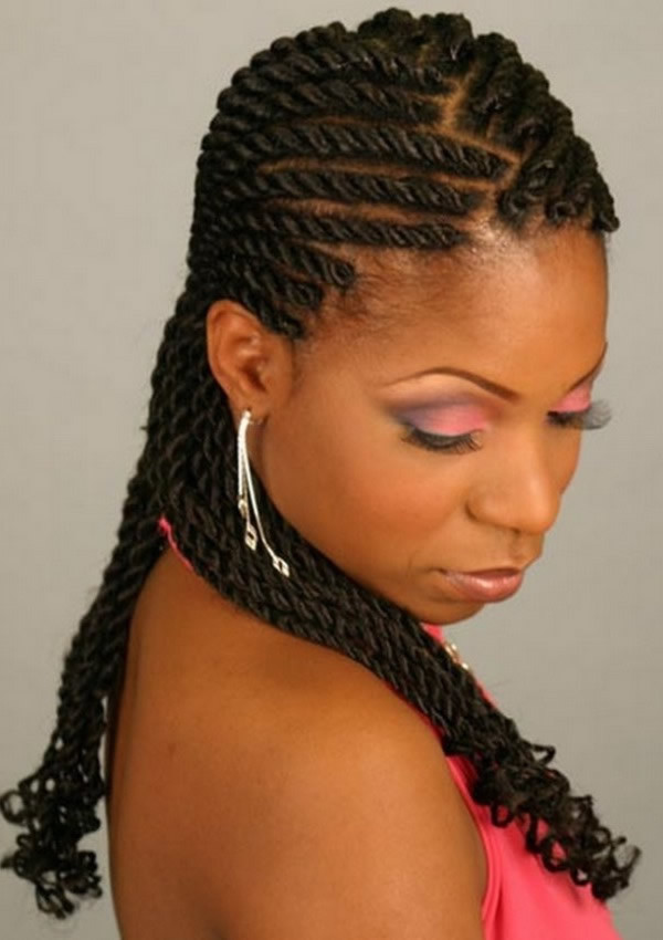 Best ideas about Braiding Hairstyles For Black Women . Save or Pin 25 Hottest Braided Hairstyles For Black Women Head Now.
