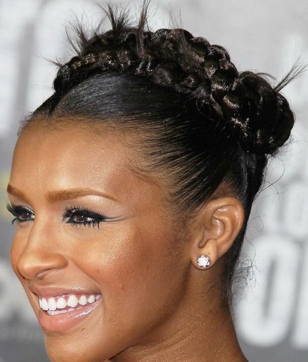Best ideas about Braids Updo Hairstyles For Black Women . Save or Pin Braid Hairstyles for Black Women Now.
