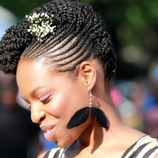 Best ideas about Braids Updo Hairstyles For Black Women . Save or Pin Braided Hairstyles For Black Girls – Black Girls Braided Now.