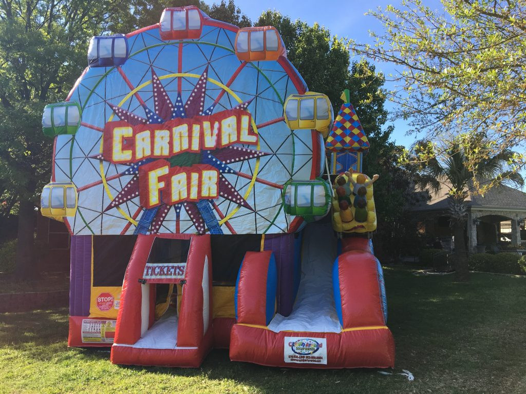 Best ideas about Carnival Birthday Party Rentals . Save or Pin Carnival Rides Party Rentals Clown Around Party Rentals Now.
