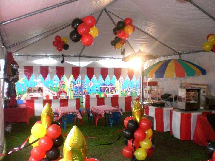 Best ideas about Carnival Birthday Party Rentals . Save or Pin Circus Decorations Now.