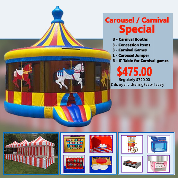 Best ideas about Carnival Birthday Party Rentals . Save or Pin Carnival Party Rental CA Now.