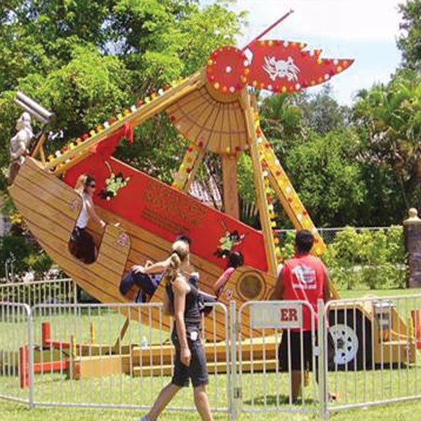 Best ideas about Carnival Birthday Party Rentals . Save or Pin Pirate Ship Carnival Ride Rental in Miami Now.