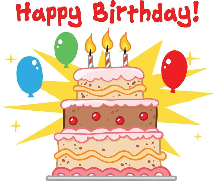 Best ideas about Cartoon Birthday Cake . Save or Pin Birthday clipart cartoon Pencil and in color birthday Now.