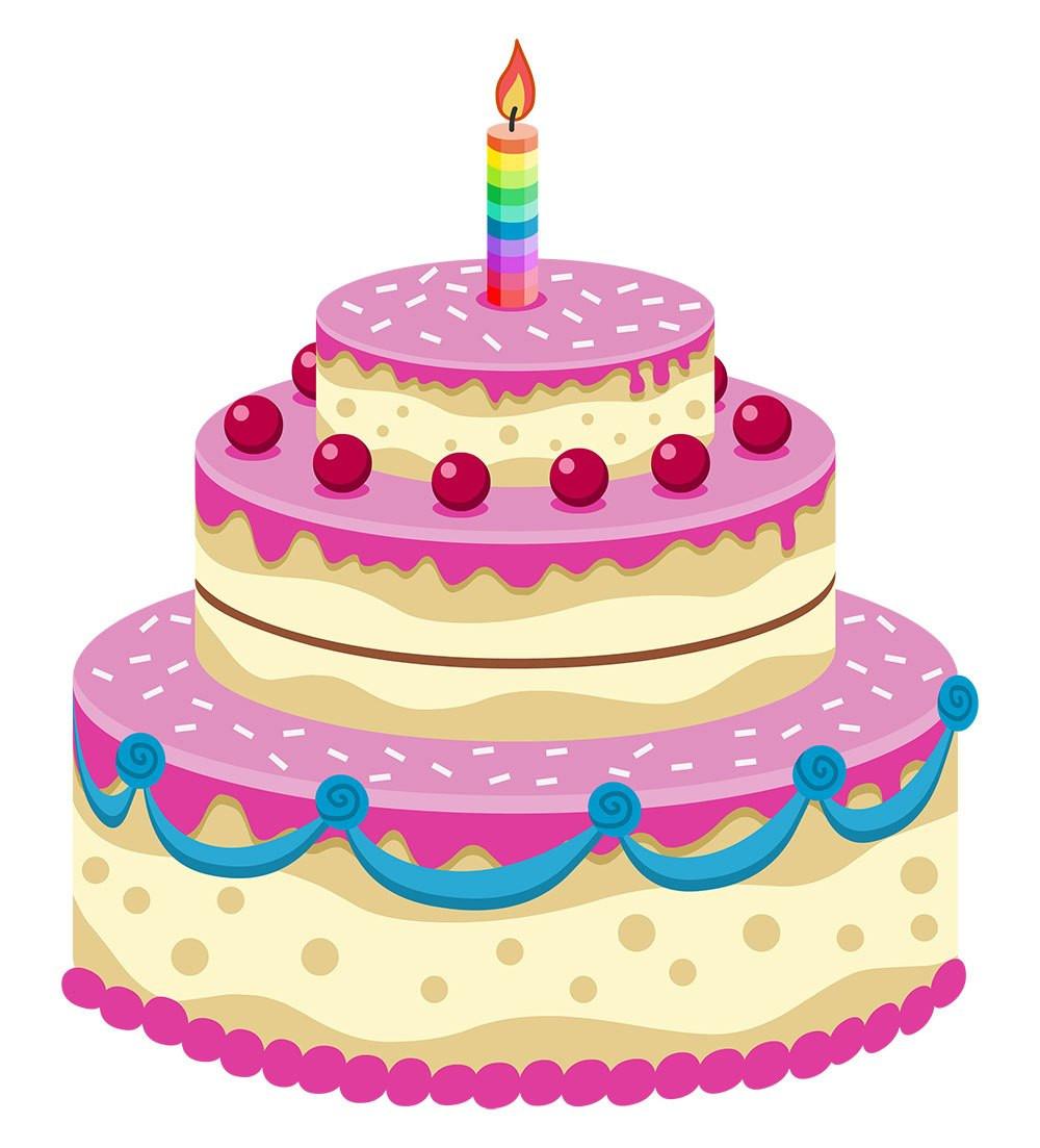Best ideas about Cartoon Birthday Cake . Save or Pin Birthday Cake Image Cartoon Now.