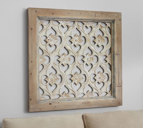 Best ideas about Carved Wood Wall Art . Save or Pin Hempstead Carved Wood Wall Art Panel Now.