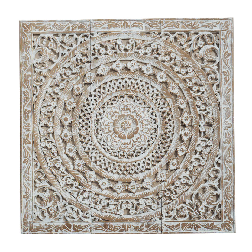 Best ideas about Carved Wood Wall Art . Save or Pin Buy Moroccan Decent Wood Carving Wall Art Hanging line Now.