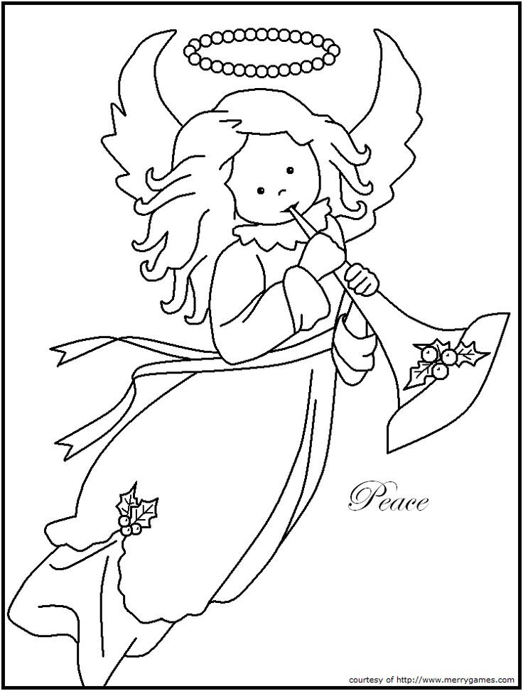 Best ideas about Catholic Christmas Coloring Pages For Kids . Save or Pin 78 best Christmas coloring pages 1 images on Pinterest Now.