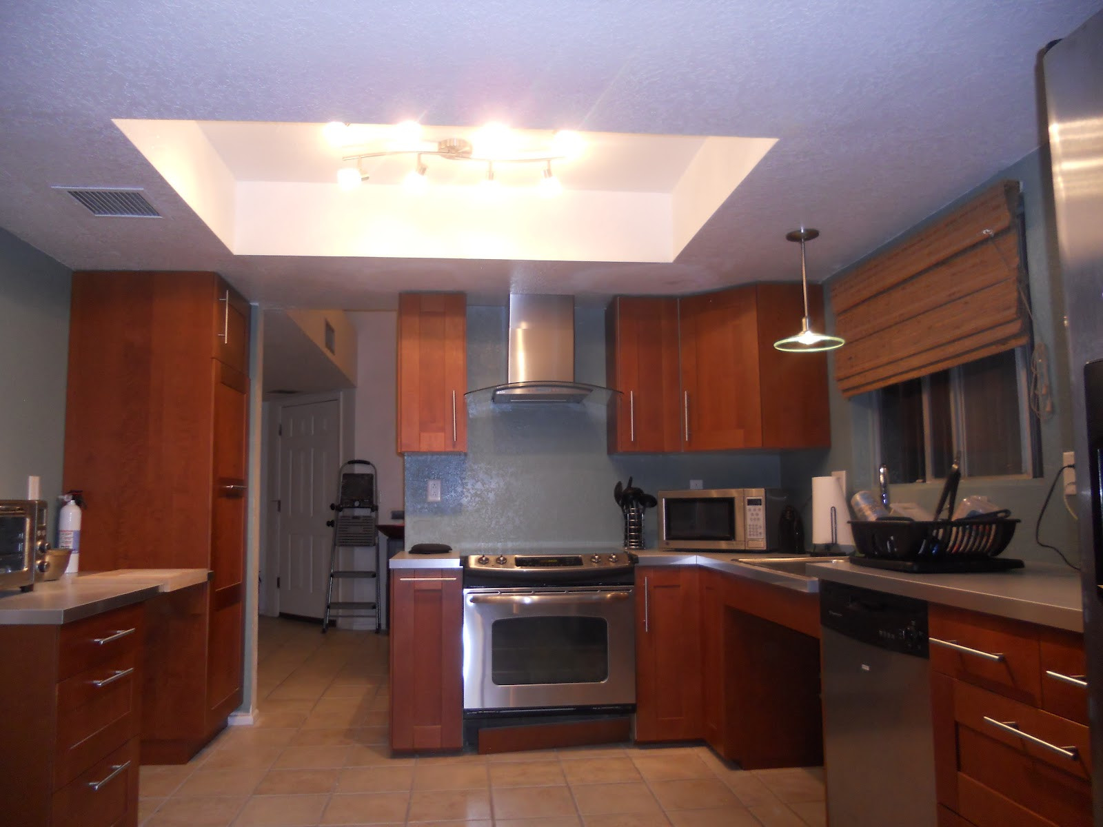 Best ideas about Ceiling Lights For Kitchen . Save or Pin Glamorous Lighting using fluorescent ceiling lights Now.